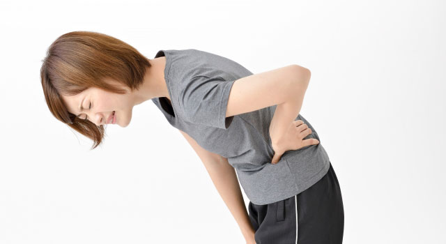 腰痛、痛み