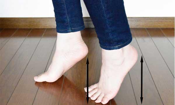 足のむくみ体操